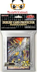 YuGiOh 70 Pcs Cyberdark End Dragon Sleeve Duelist Card Protector SEALED