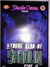 YOUNG HERO OF SHAOLIN PART 2 DVD