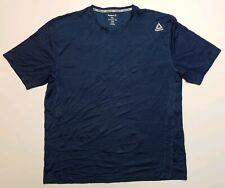Reebok Athletic Shirt Short Sleeve Men's Size 3Xl Euc