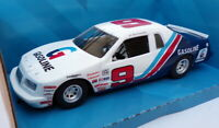 Scalextric 1/32 Scale C4035 - Ford Thunderbird Race Car #9 - White/Blue