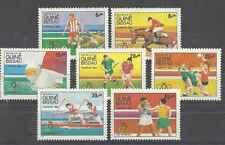 Timbres Sports JO Guinée Bissau 282/8 ** lot 4691