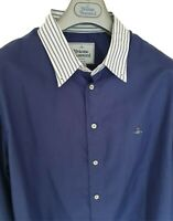 Mens **BNWOT** MAN by VIVIENNE WESTWOOD long sleeve shirt size VI/XL.RRP £260.