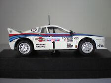 034A Lancia Rally 037 Martini Racing 1982 mit Katalog Vitesse 1:43