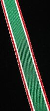 Canadian Operational Service Medal-Sudan, Miniature Ribbon 16mm, 10 inchs
