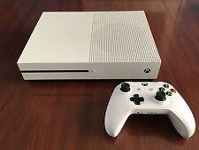 Microsoft Xbox One S 500GB White Console - ZQ9-00001