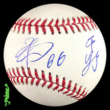YOSHIHISA HIRANO AUTOGRAPHED SIGNED MLB BASEBALL BALL DIAMONDBACKS JSA COA