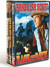 Randolph Scott Classics: Rage At Dawn (1955) / When The West Was Young NEW DVD