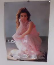 Alyssa Milano japanese movie original B2 poster NM