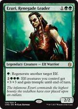EZURI RENEGADE LEADER NM mtg Commander Anthology Green - Elf Rare