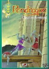 JDR RPG JEU DE ROLE / PENDRAGON DEUXIEME EDITION CHEVALIERS AVENTUREUX
