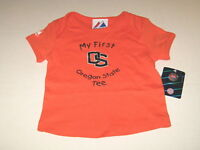 My First Oregon State University Orange T-Shirt New! NWT Baby Toddler 24 Months