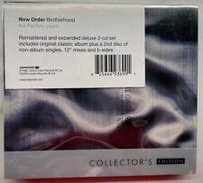 New Order - Brotherhood - Deluxe Collectors 2 X CD Album - 2564693699 - 2008