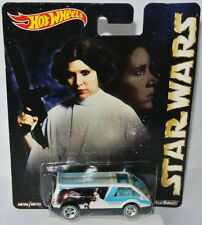 Star Wars - DREAM VAN XGW PANEL * Leia Organa * - 1:64 Hot Wheels