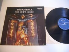 THE POWER OF LES LOUPS NOIRS.LP AMBIANCE '78. MINI RECORDS US PRESS MRS 1060.