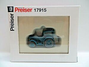 Preiser 17915 H0 Tracteur Remorqueur Hanomag R 55 Neuf Emballage D'Origine
