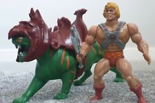 Vintage French Battle Cat Tawain He Man Great Items