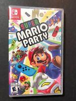 Super Mario Party (Nintendo Switch) NEW
