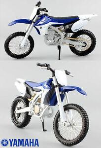 MAISTO 1:12 Yamaha YZF 450 Toy Model Motocross Motorbike Dirt Bike Scrambler