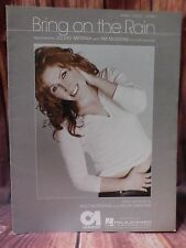 Bring on the Rain Jo Dee Messina Tim McGraw Piano Vocal Guitar 2000 Sheet Music