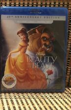 Beauty And The Beast: 25th Ann. Ed (2-Disc Blu-ray/DVD, 2017)Walt Disney Classic