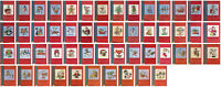 VAT Free Mouseloft Christmas Cards Xmas Fun Counted Cross Stitch Kits New
