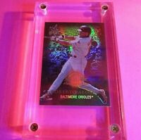 1998 Donruss Collections PRIZED GOLD LEAF STAR #358 Roberto Alomar Orioles
