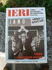NUOVO AYER HISTORIAL DE LOS IMÁGENES PERÍODO POSGUERRA ITALIANO NÚM 30 COGED