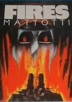 Fires (Penguin graphic fiction), New, Mattotti, Lorenzo Book