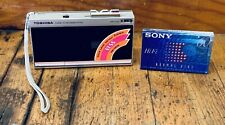 Toshiba KT-P22 Cassette Recorder Vintage 1976 Original Fully Tested Very Rare