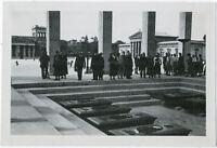 München, Königsplatz, Original-Photographie um 1936