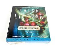Hardly Knew Her Stories by Laura Lippman (2008, CD, Unabridged) AUDIOBOOK NEW