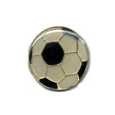 Wholesale Lot of 12 Soccer Ball Football Lapel Hat Cap Pins FAST USA SHIPPER