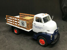 Smith & Wesson 1952 GMC Full Rack Stake Truck First Gear 1:34