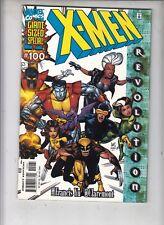 "X-MEN #100  Marvel 2000  ""REVOLUTION!""  Giant Size Special"