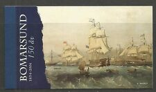 Aland 2004 Bomarsund Fortress prestige booklet--Attractive Topical (225) MNH