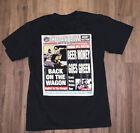 TNA Impact Wrestling Beer Money Shirt Men's Size Medium Bobby Roode James Storm