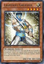 LIGHTRAY GREPHER x3 Yugioh Rare Card Mint GAOV-EN034 3x Cards