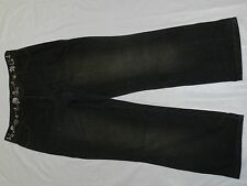WOMENS JEANS = APOSTROPHE = SIZE 16P = ss21