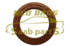 Genuine Front Crank Oil Seal for Saab 900 9000 9-3 9-5 2.0 & 2.3, 55557231