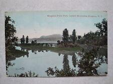 1916- KINGSTON POINT PARK,CATSKILL MOUNTAINS,KINGSTON,N.Y. POSTMARKED KINGSTON