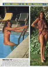 Ga2 Clipping-Ritaglio 1977 Paola Bresciano Centravanti eletta Miss Italia