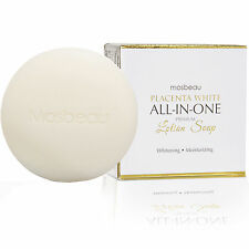 Authentic Mosbeau Placenta White All-In-One Whitening Lotion Soap - BEST PRICE!!