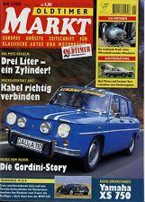 Markt 1/01 2001 BSA B 31 ILO Gordini Opel Monza Yamaha XS 750 850 Baur BMW Piper