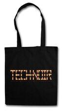 TECHNOIR HIPSTER BAG - Stofftasche Stoffbeutel Jutebeutel - Terminator Cyberdine