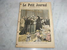 *** Petit Journal n° 281 - 05/04/1896 - Crèche Fourcade