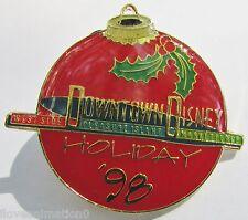 Disney Downtown Disney Holiday Ornament 98 Pin