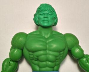 Masters Of The Universe Origins MOTUO Custom Slime Pit He-Man Head Cast