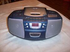 Lenox Portable Cd, Am/Fm Stereo Cassette Recorder!