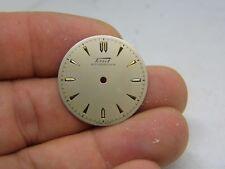 Cadran de Montre TISSOT watch dial.N A19 NAD 1950