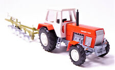 H0 trattore trattori D 4 K radtraktor BIANCO GR agricoltura DDR GPL # 14180801